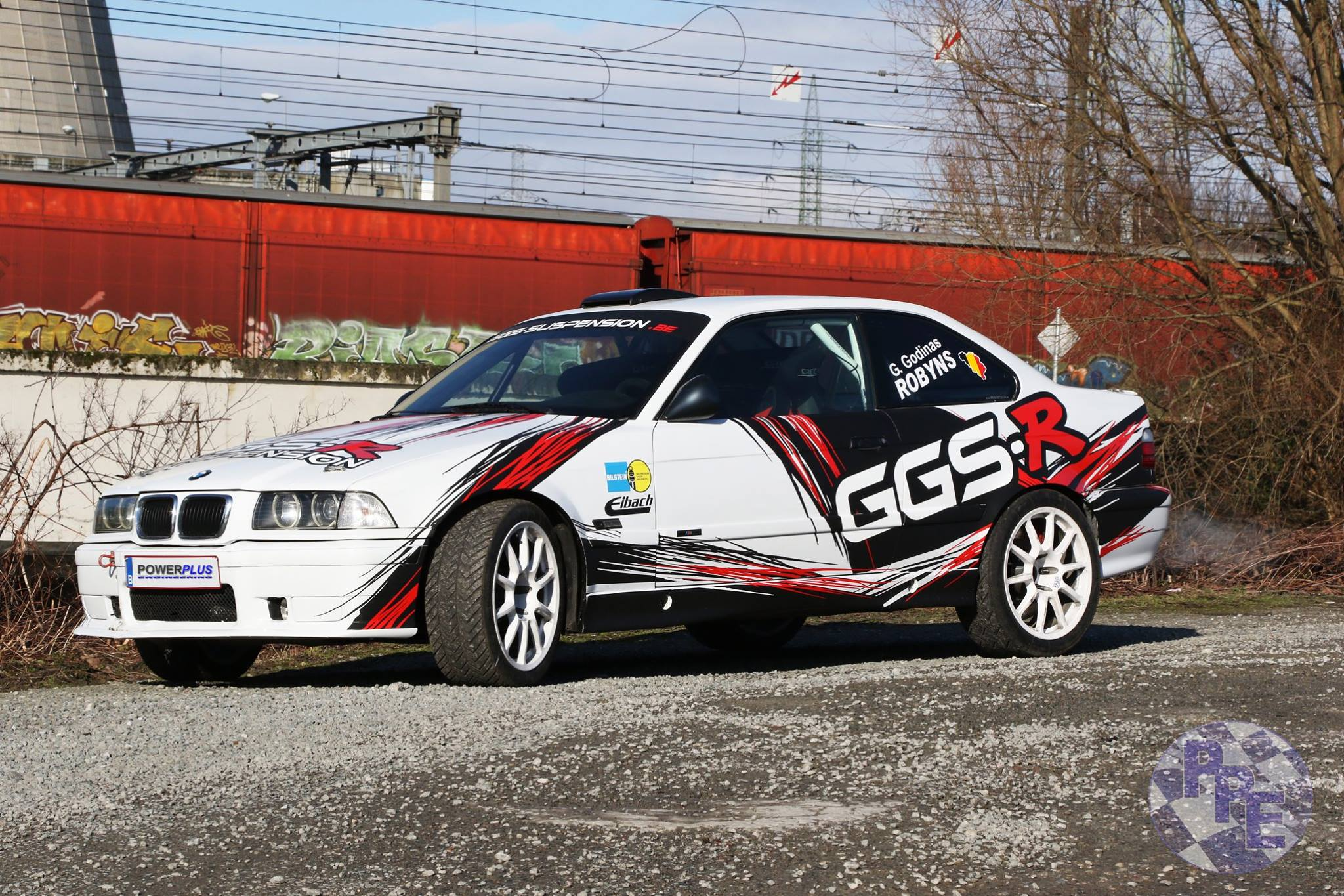 Bmw M3 E36 Rally Car With Carbon Airbox And Alpha N