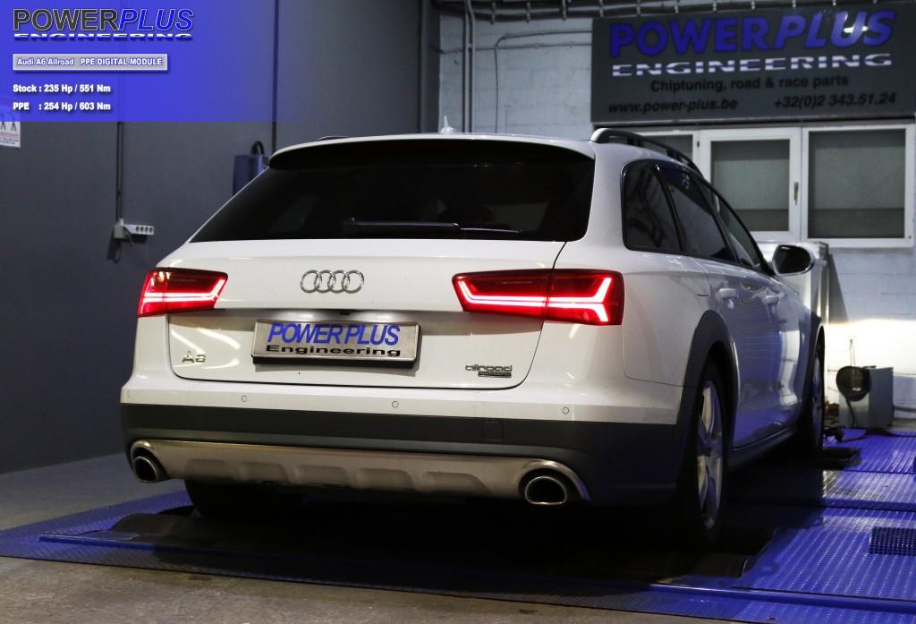 Audi A6 Allroad 25.03.2016