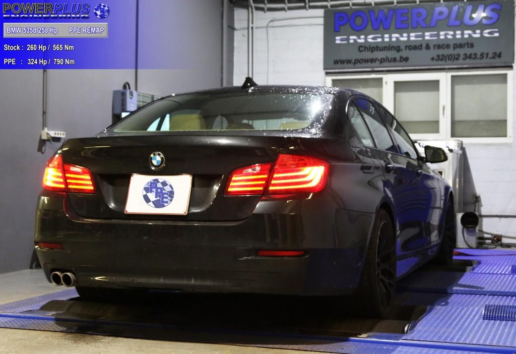 BMW 530d 27.04.2016