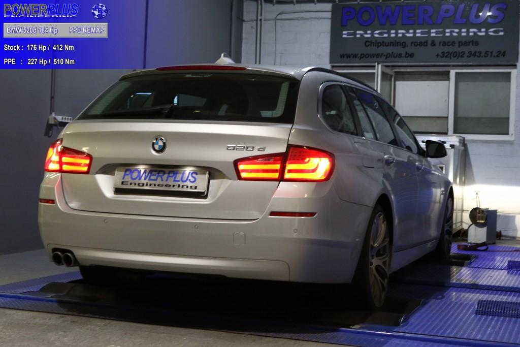 BMW 520d 03.06.2016