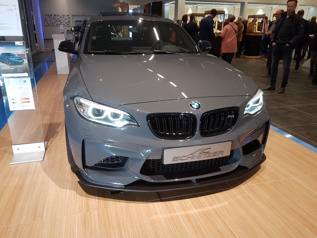 Discover the unique BMW ///M2 Individual – Grigio Telesto ...