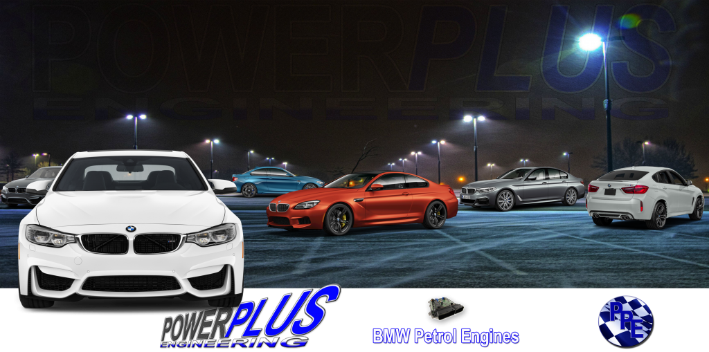 BMW PETROL ENGINES 2017