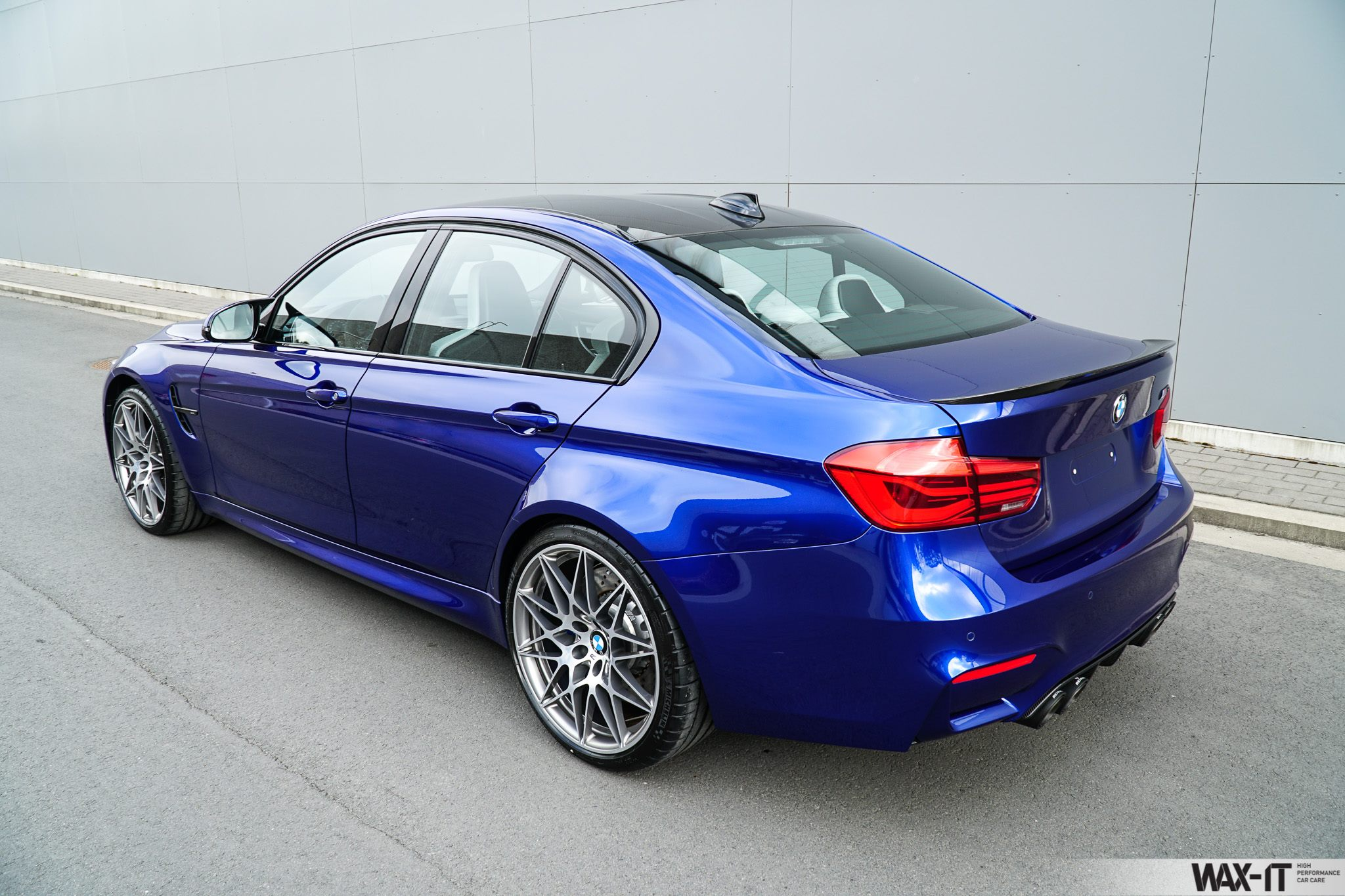 BMW F80 M3 Individual San Marino Blau Metallic | Power ...