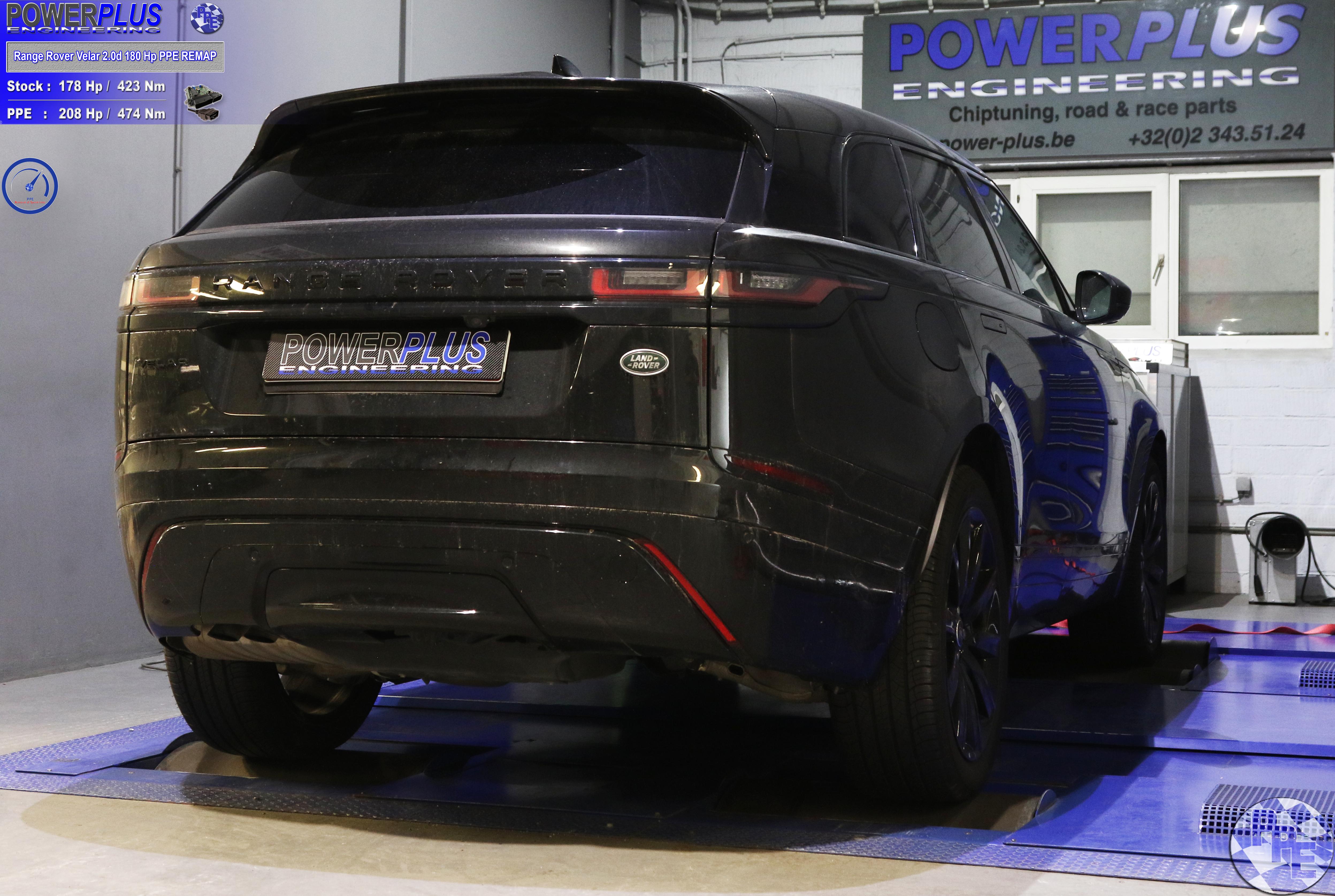 Range Rover Velar 2 0d 180 Hp